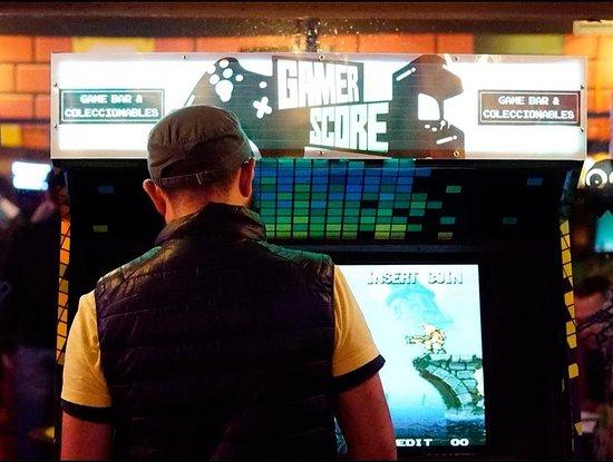 Gamer Score: Arcades