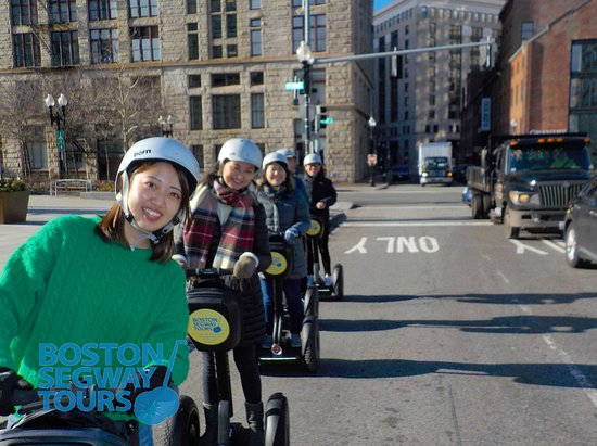 Boston Segway Tours: Looking for one of the #best #thingstodo in #Boston? Experience #fun the whole #family can enjoy. A #Segway #tour! 😎 bostonsegwaytours.net