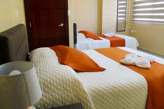 Provincia di Manabi, Ecuador: Habitacion Doble