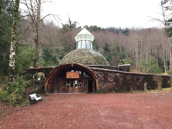 Villarrica, Chile: Museo de los volcanes , Huilo Huilo