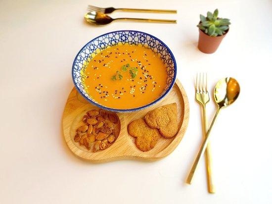 Riz Riz: Soup of the day