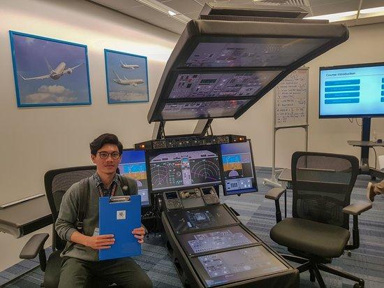 Сингапур: Boeing, singapore.