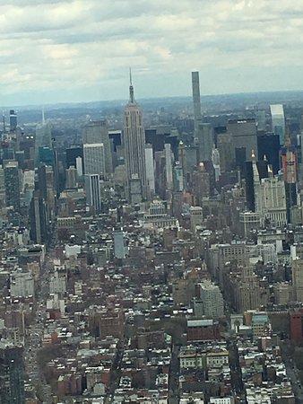 Vista dì Manhattan