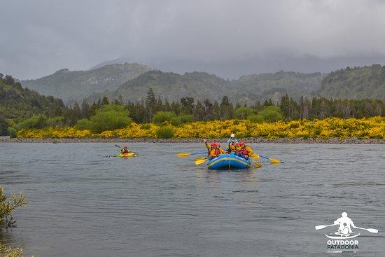 Outdoor Patagonia: OutdoorPatagonia rafting en la Patagonia Chilena en Futaleufú.