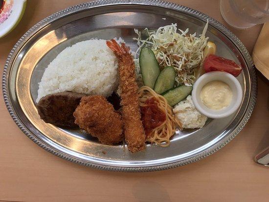 Anpanman & Peko's Kitchen: Kids meal