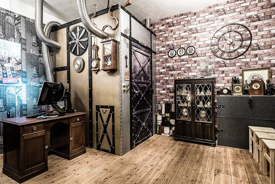 Time Lock Escape Rooms