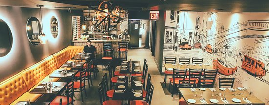another look at our great interior that only could be matched by our great food