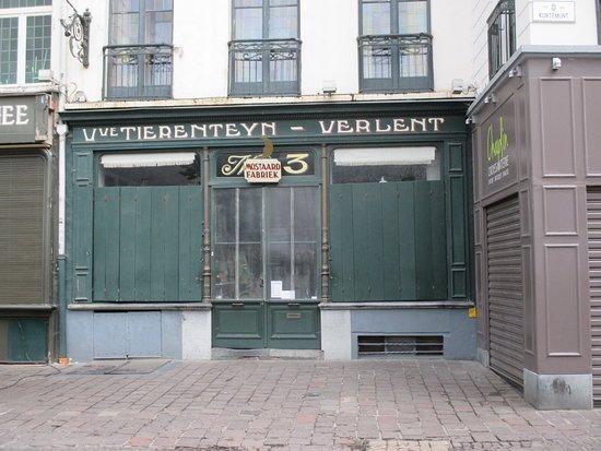 Ghent, Belgium: Gent, Groentenmarkt