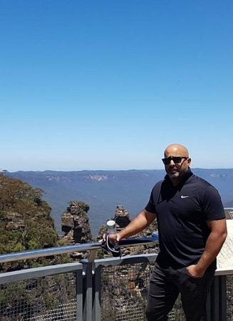 Голубые горы, Австралия: Blue Mountains