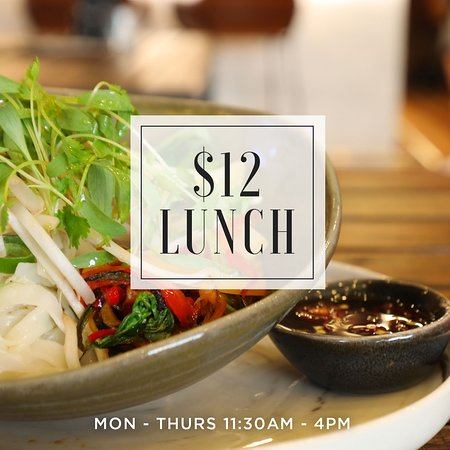 We have $12 lunches curated by our Chef and crafted to perfection. Perfectly matched with a craft beer, there are 20 craft beers on tap to choose from.