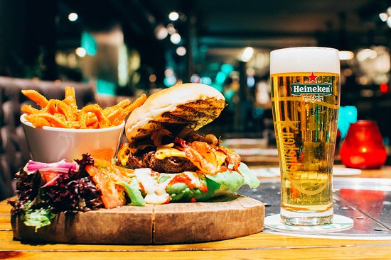 Bar B Burgers N Beer Bar Amsterdam Centrum Menu Prices Restaurant Reviews Order Online Food Delivery Tripadvisor