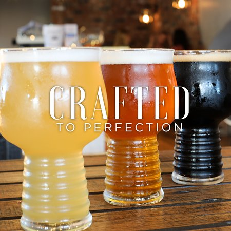 20 craft beers on tap!! No two the same and changing all the time
