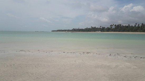 Playa para pocos