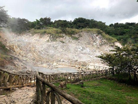 Maleku Tours: Secondary Crater
