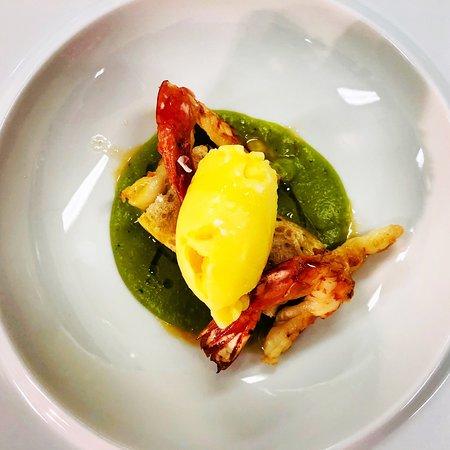 Carignano, Italia: Gelato Gastronomico, all'arancia salata
