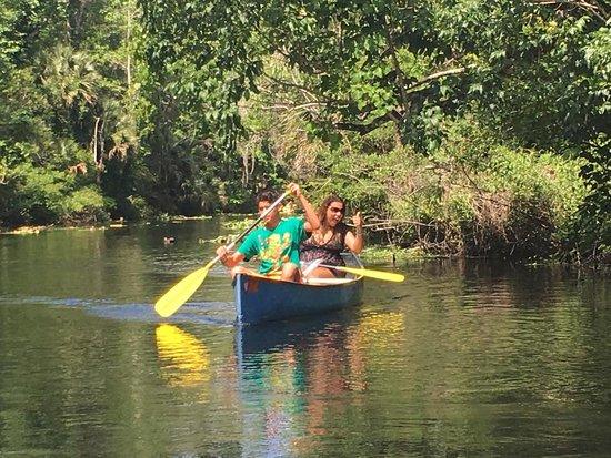Wekiva Springs, FL: Nature