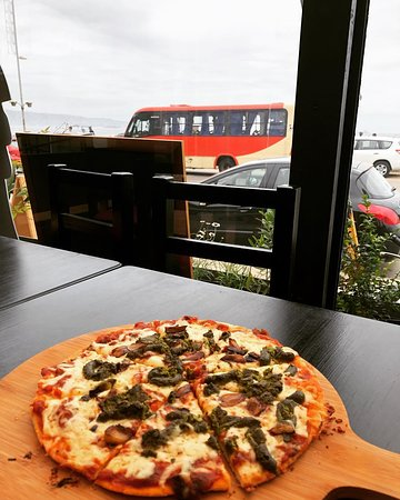 Granizo's: Pizza Gardic