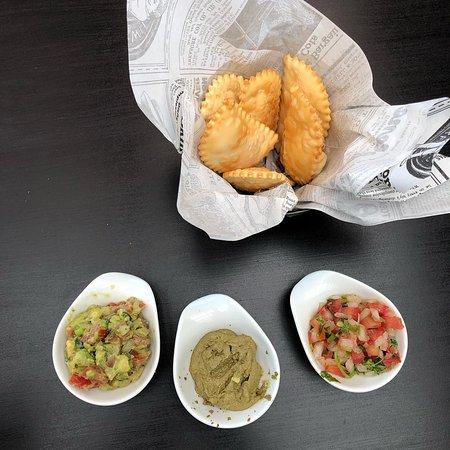 Granizo's: Empanaditas