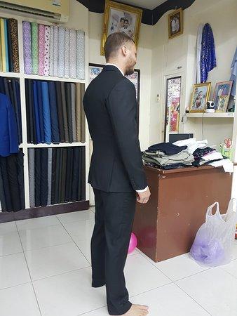 Rawai, Thailand: New Cashmere Slim fit Suit