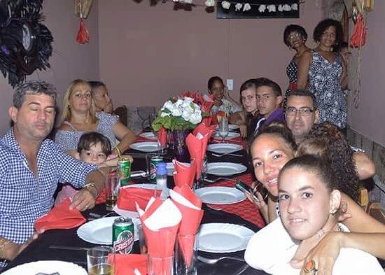 Nueva Gerona, Куба: cena