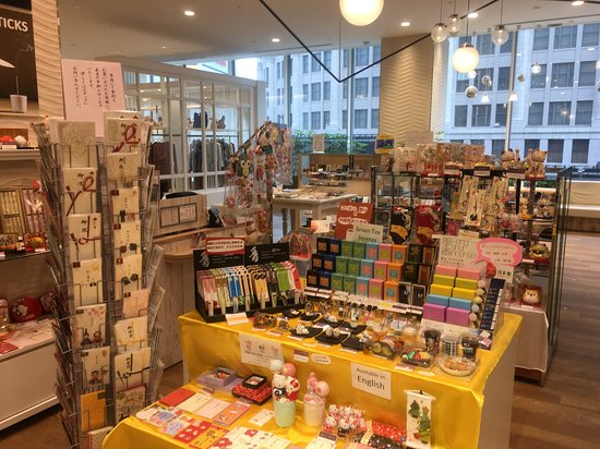 Kokodo Namba Marui(The shop of premium incense sticks manufacturer)