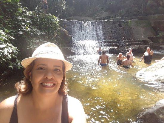 Cachoeira do Espraiado em Maricá.