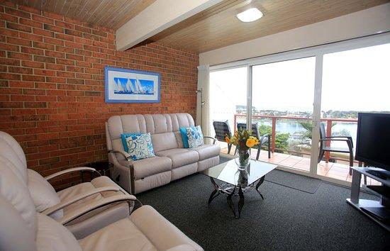 Lounge & Balcony U/13