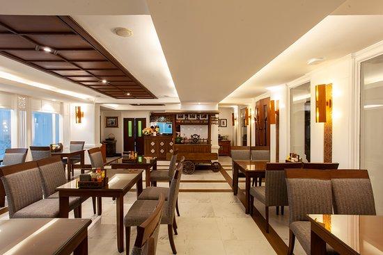Viangbua Mansion: Restaurant