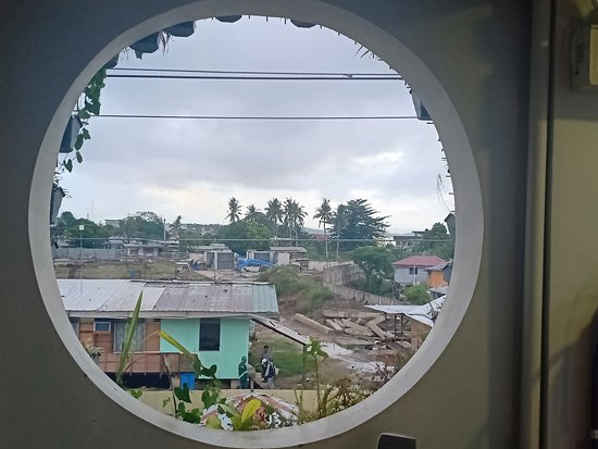Z Pad Residences: A view from the 3rd floor.