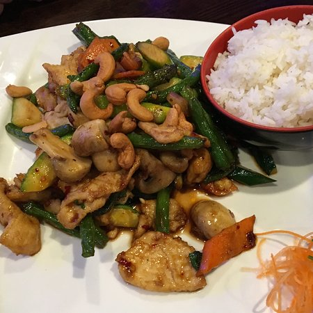 Thai Cash Chicken