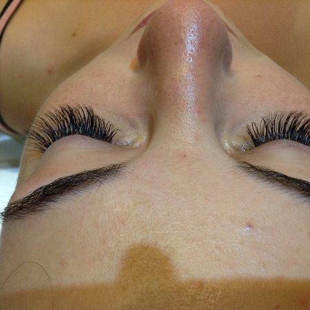 Eye lashes extension!!!