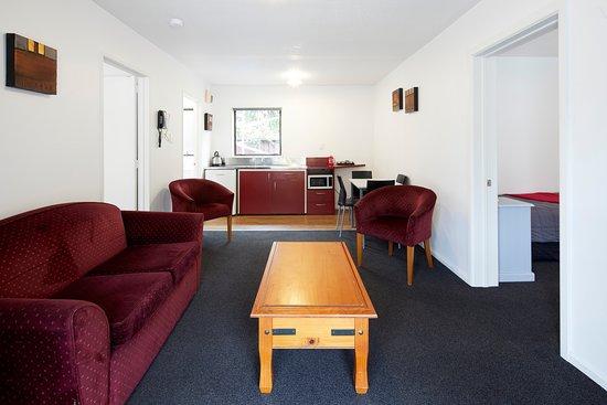Entrance - Picture of Aotea Motel, Christchurch - Tripadvisor