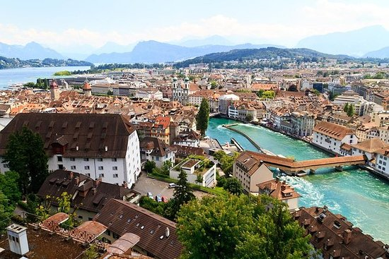 Lucerne City Walking Tour