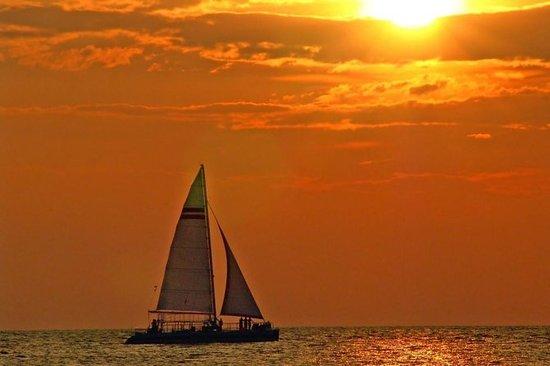 Combinado caribeño - navegar, buceo...