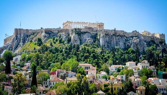 Gresk matlagingskurs i Athen...