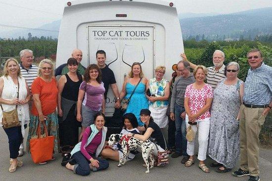Kelowna og Okanagan Full-Day Wine Tour