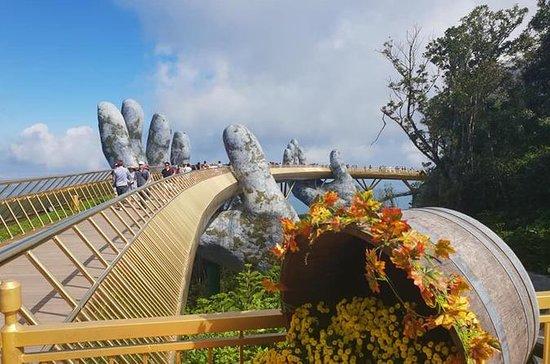 Full day visit Ba Na Hills & Golden...