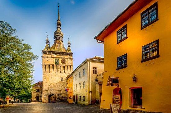 2-dagers middelalderske Transylvania...