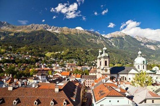 Innsbruck Combo: carte Innsbruck...