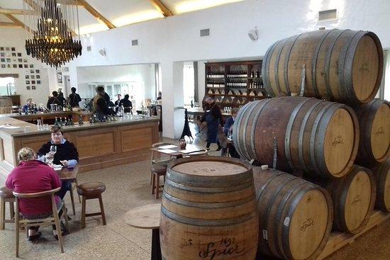 Half-Day Winelands Tour Stellenbosch...