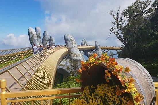 Explore Ba Na Hills & Golden Bridge...