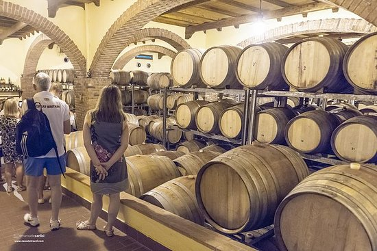 Castelbuono Tour and Wine Tasting in a Medieval Abbey