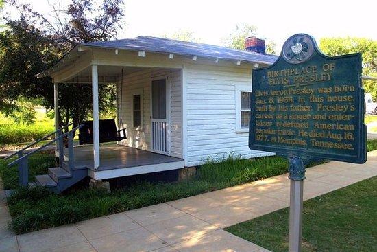 Elvis Presley Birthplace Park a