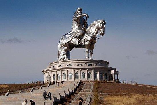 Day Coach Tour av Genghis Khan Statue...