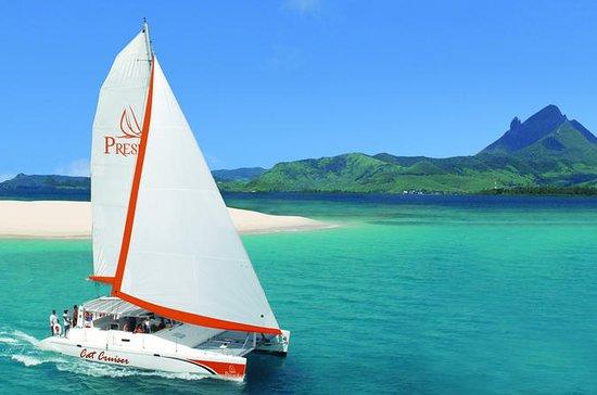 Crucero en catamarán: Isla aux Cerfs...