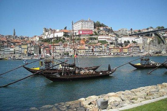 Porto privé de Lisbonne avec déjeuner...