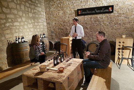 Private Rioja Wine Tasting Tour from...
