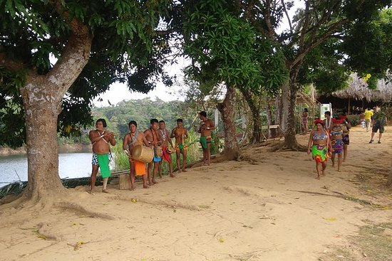 Tour Embera Indian Village and Chagres Rainforest Hike: Tour Embera Indigenous Village and Chagres Rainforest