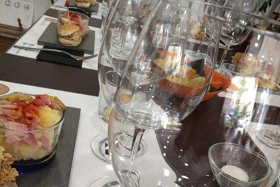 Dégustation de vins de Cordoue