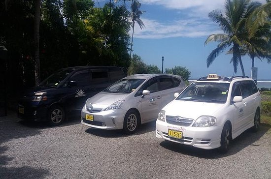 Aeroporto di Nadi a Shangri-La Fijian